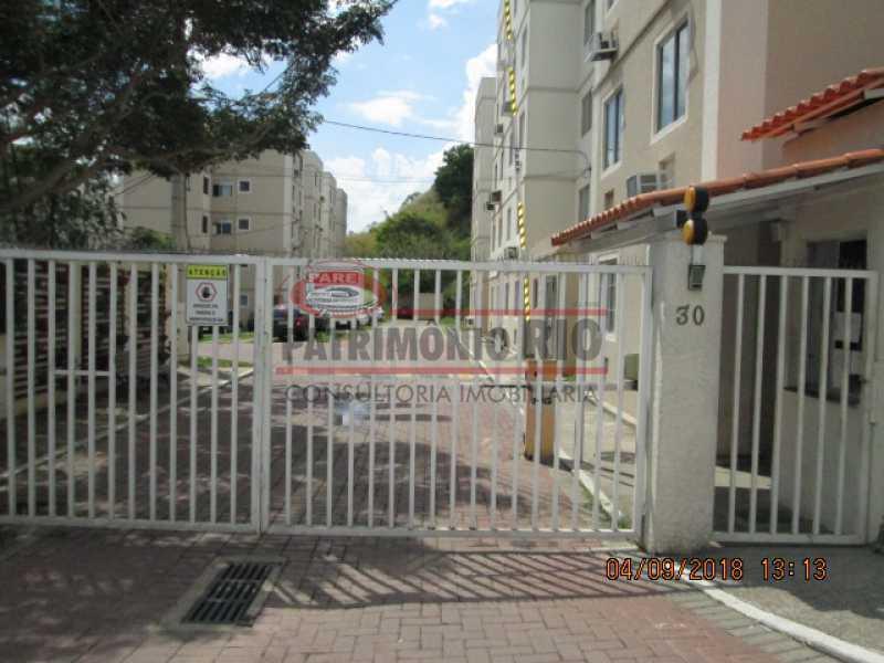 IMG_6801 - Apartamento térreo, Estação Zona Norte - Condominio Paris - Pavuna - PAAP22502 - 12