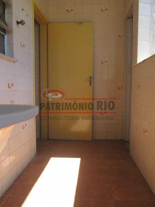 IMG_0129 - Apartamento Vista Alegre, 2qtos, varanda, 1vaga e financia. - PAAP22505 - 17