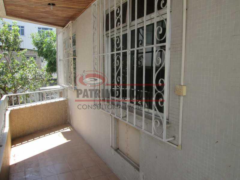 IMG_0130 - Apartamento Vista Alegre, 2qtos, varanda, 1vaga e financia. - PAAP22505 - 22