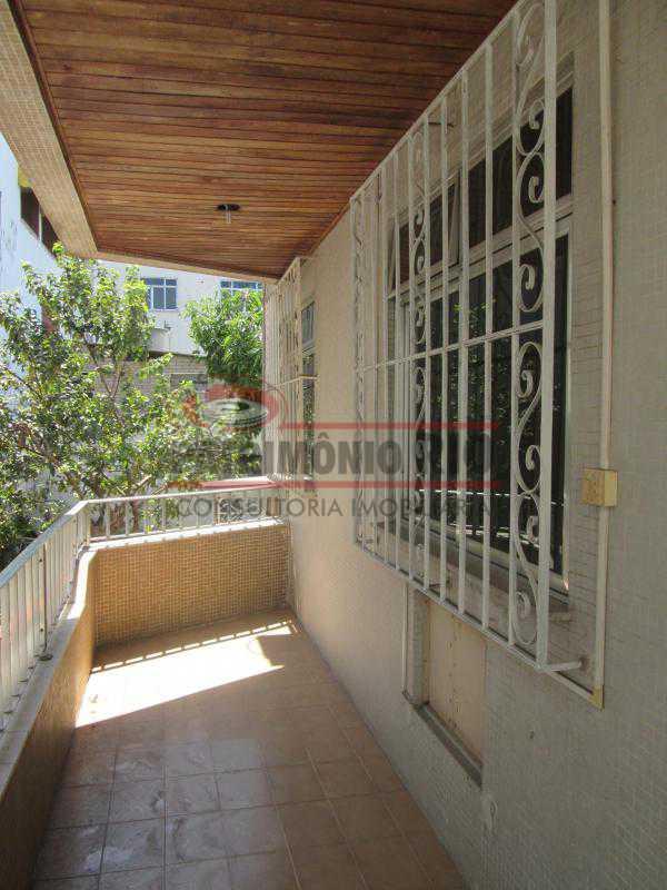 IMG_0131 - Apartamento Vista Alegre, 2qtos, varanda, 1vaga e financia. - PAAP22505 - 1