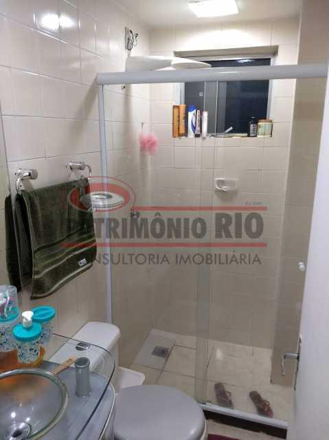 BANHEIRO 2 - Inacreditável apartamento 2qtos - Pechincha - aceitando financiamento. - PAAP22517 - 5