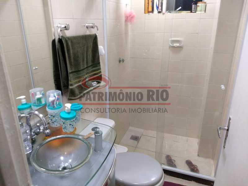 BANHEIRO 3 - Inacreditável apartamento 2qtos - Pechincha - aceitando financiamento. - PAAP22517 - 6
