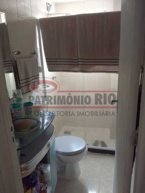 BANHEIRO - Inacreditável apartamento 2qtos - Pechincha - aceitando financiamento. - PAAP22517 - 9