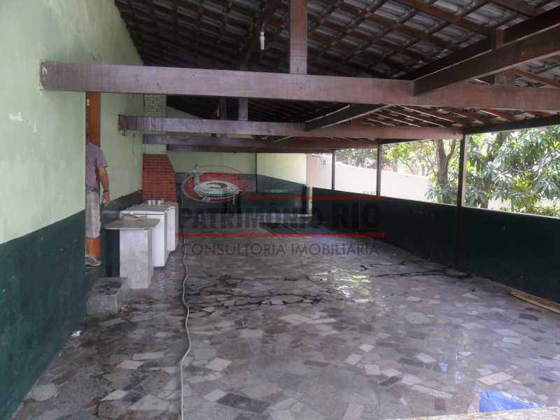 CHURRASQUEIRA - Inacreditável apartamento 2qtos - Pechincha - aceitando financiamento. - PAAP22517 - 17