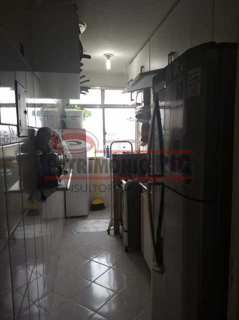 COZINHA 2 - Inacreditável apartamento 2qtos - Pechincha - aceitando financiamento. - PAAP22517 - 10
