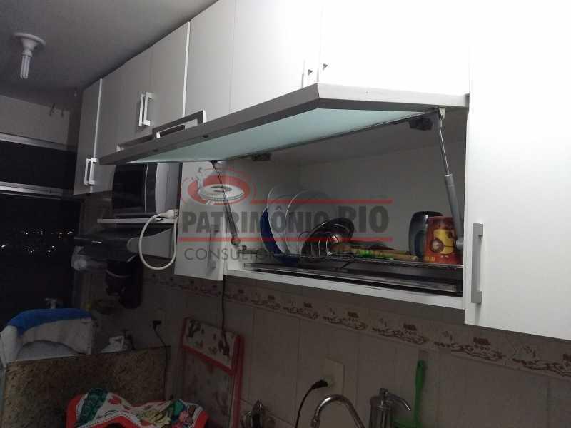 COZINHA 3 - Inacreditável apartamento 2qtos - Pechincha - aceitando financiamento. - PAAP22517 - 11