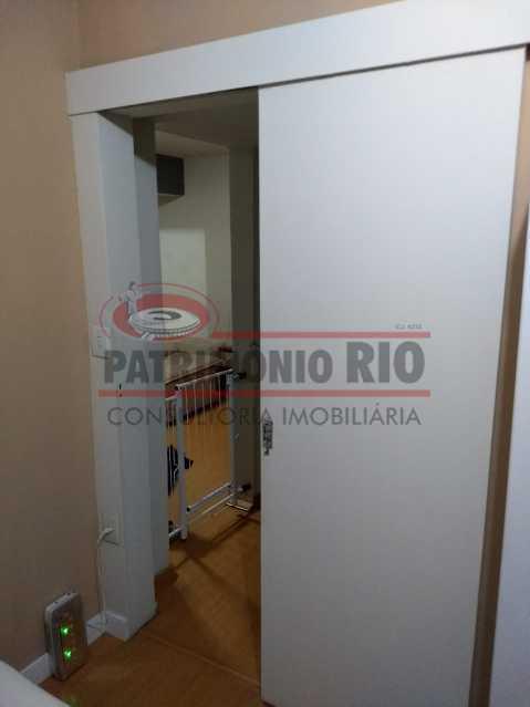 PORTA DE CORRER - Inacreditável apartamento 2qtos - Pechincha - aceitando financiamento. - PAAP22517 - 14