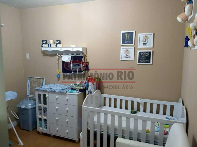 QUARTO 2 - Inacreditável apartamento 2qtos - Pechincha - aceitando financiamento. - PAAP22517 - 23