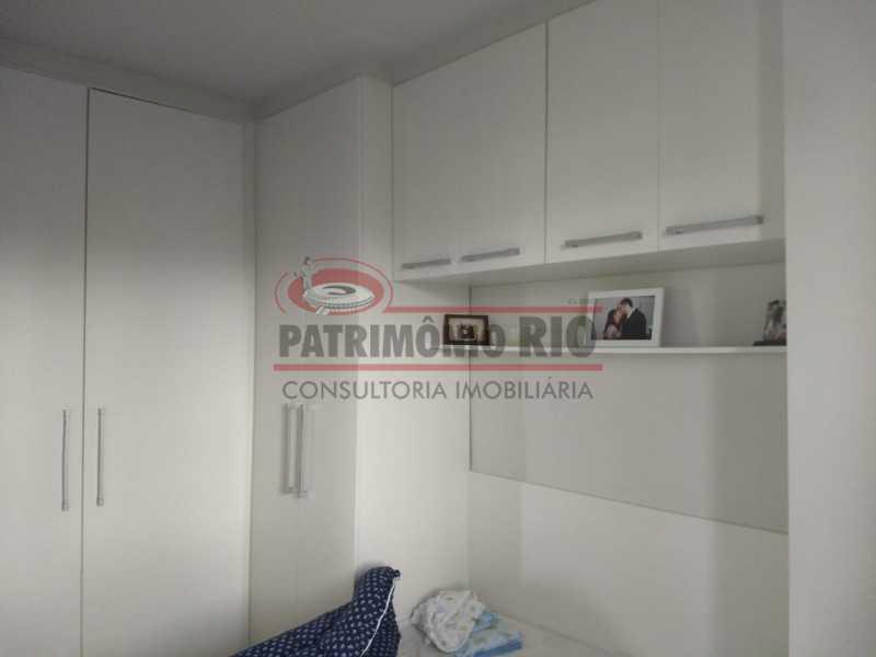 QUARTO - Inacreditável apartamento 2qtos - Pechincha - aceitando financiamento. - PAAP22517 - 4