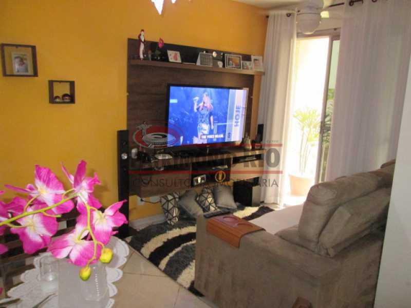 01 - Ótimo Apartamento 2quartos Parque dos Sonhos Campo Grande - PAAP22518 - 1