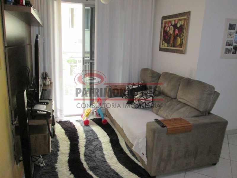 IMG_7243 - Ótimo Apartamento 2quartos Parque dos Sonhos Campo Grande - PAAP22518 - 3