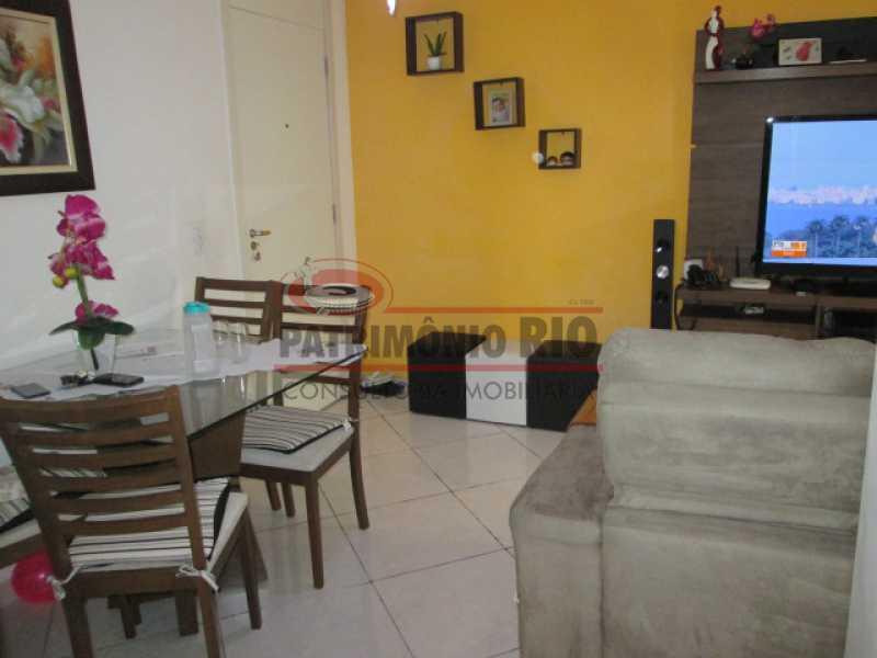 IMG_7245 - Ótimo Apartamento 2quartos Parque dos Sonhos Campo Grande - PAAP22518 - 4
