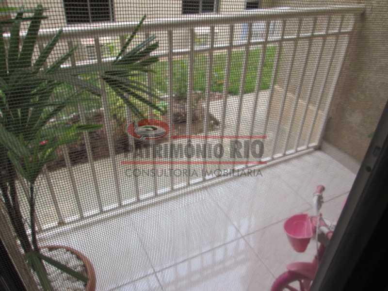 IMG_7249 - Ótimo Apartamento 2quartos Parque dos Sonhos Campo Grande - PAAP22518 - 8