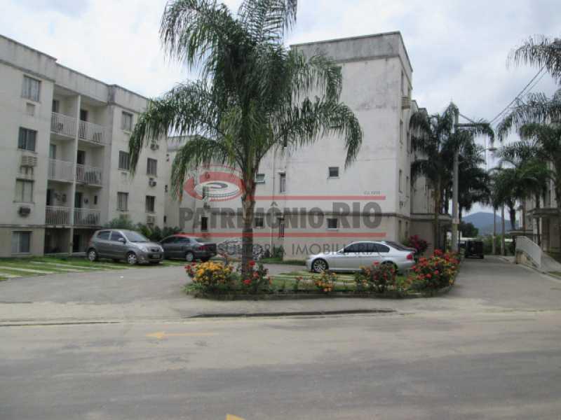 IMG_7273 - Ótimo Apartamento 2quartos Parque dos Sonhos Campo Grande - PAAP22518 - 22