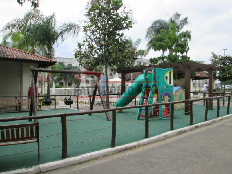 IMG_7276 - Ótimo Apartamento 2quartos Parque dos Sonhos Campo Grande - PAAP22518 - 23