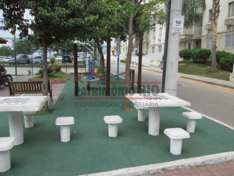 IMG_7278 - Ótimo Apartamento 2quartos Parque dos Sonhos Campo Grande - PAAP22518 - 24