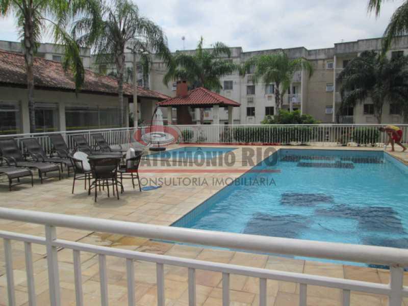 IMG_7280 - Ótimo Apartamento 2quartos Parque dos Sonhos Campo Grande - PAAP22518 - 25
