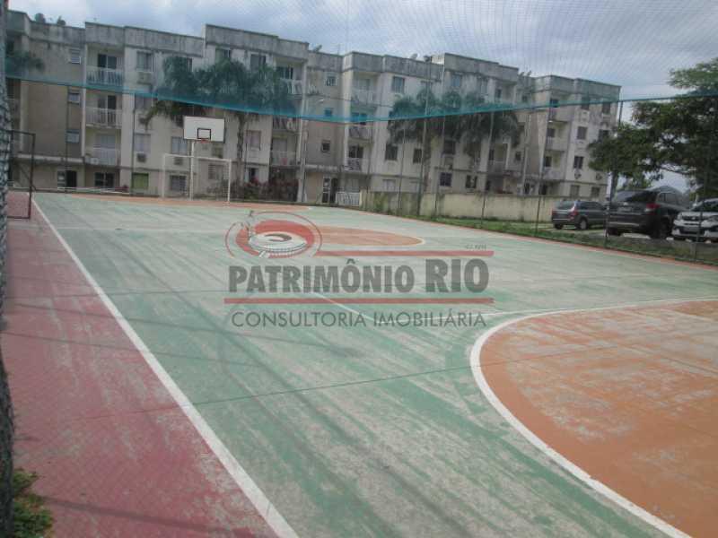 IMG_7282 - Ótimo Apartamento 2quartos Parque dos Sonhos Campo Grande - PAAP22518 - 27