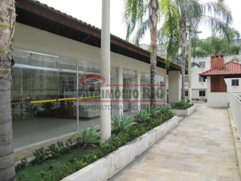 IMG_7286 - Ótimo Apartamento 2quartos Parque dos Sonhos Campo Grande - PAAP22518 - 30