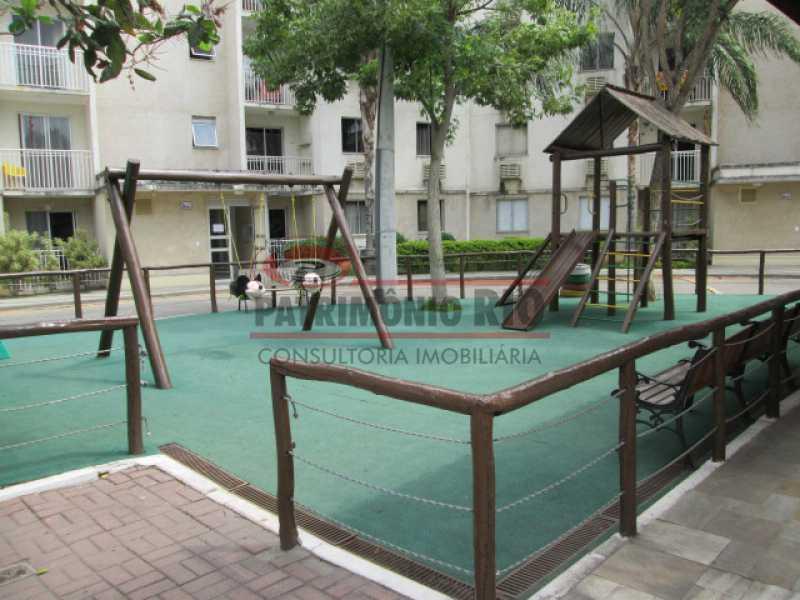 IMG_7287 - Ótimo Apartamento 2quartos Parque dos Sonhos Campo Grande - PAAP22518 - 31