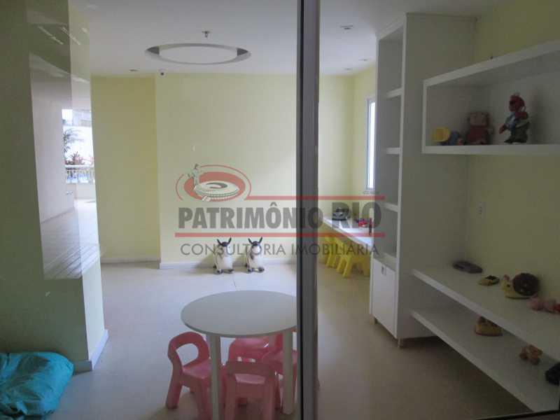 IMG_0183 - Dois quartos com varanda em Madureira. - PAAP22529 - 30