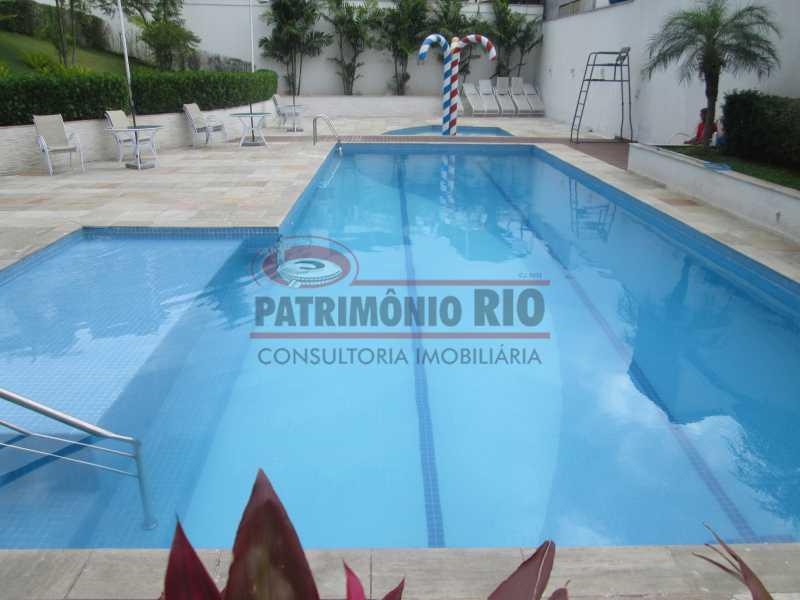 IMG_0188 - Dois quartos com varanda em Madureira. - PAAP22529 - 1