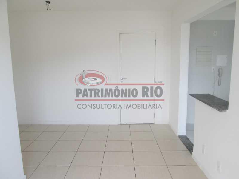 IMG_0190 - Dois quartos com varanda em Madureira. - PAAP22529 - 5