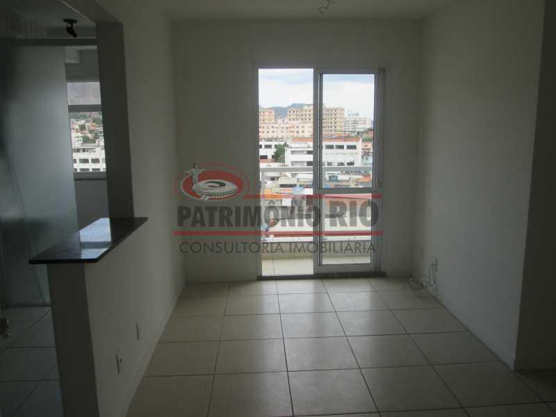 IMG_0191 - Dois quartos com varanda em Madureira. - PAAP22529 - 3