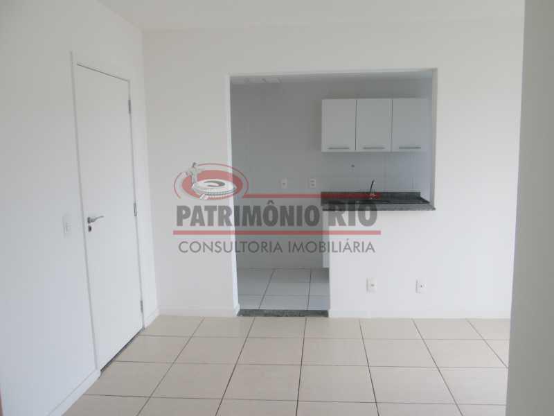 IMG_0192 - Dois quartos com varanda em Madureira. - PAAP22529 - 4