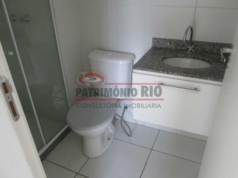 IMG_0200 - Dois quartos com varanda em Madureira. - PAAP22529 - 12