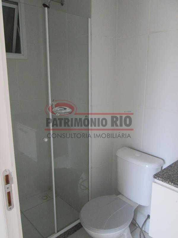 IMG_0201 - Dois quartos com varanda em Madureira. - PAAP22529 - 11