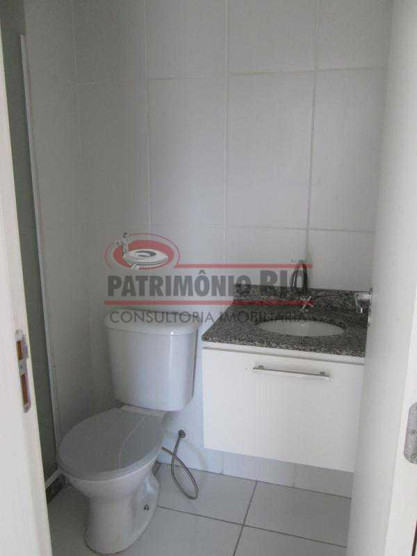 IMG_0202 - Dois quartos com varanda em Madureira. - PAAP22529 - 26