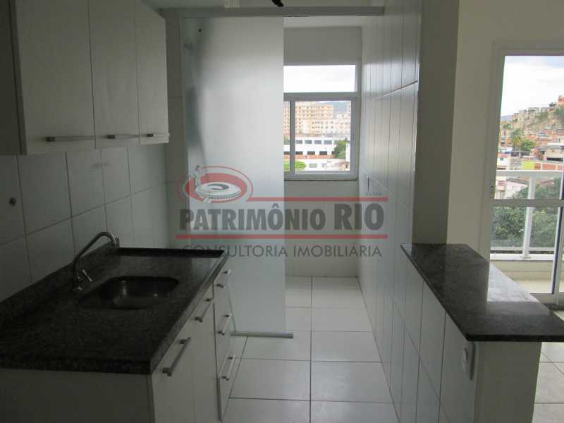 IMG_0205 - Dois quartos com varanda em Madureira. - PAAP22529 - 15