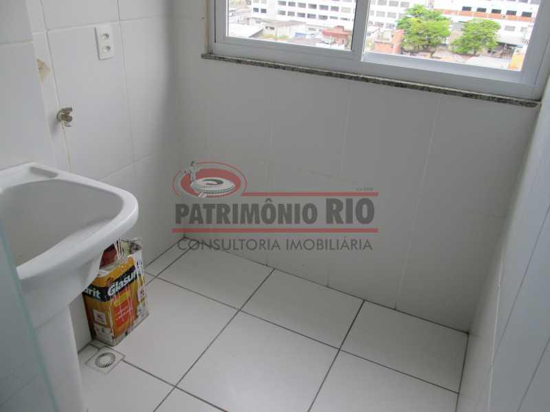 IMG_0207 - Dois quartos com varanda em Madureira. - PAAP22529 - 27