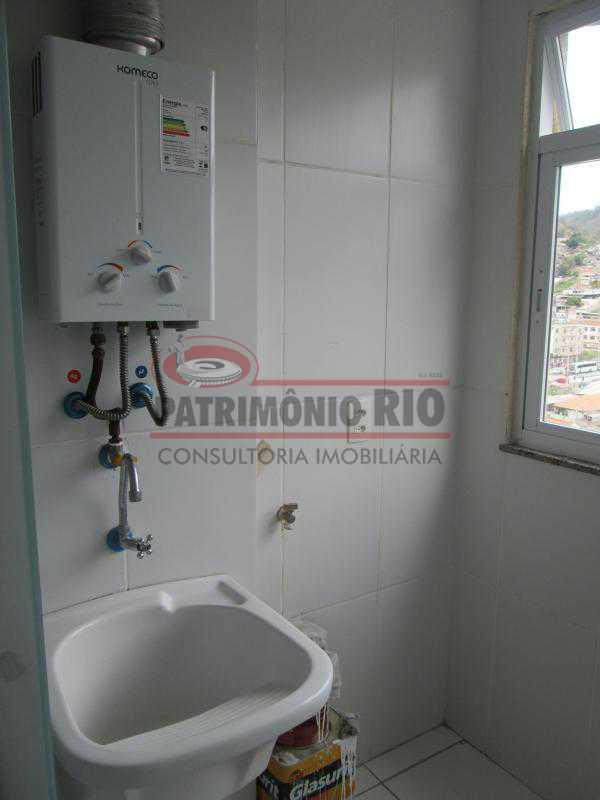 IMG_0208 - Dois quartos com varanda em Madureira. - PAAP22529 - 28