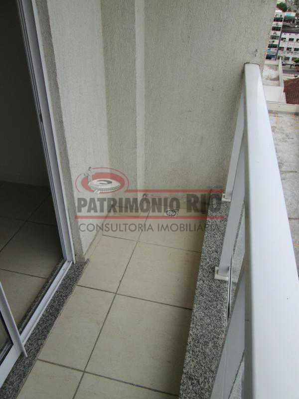IMG_0210 - Dois quartos com varanda em Madureira. - PAAP22529 - 17
