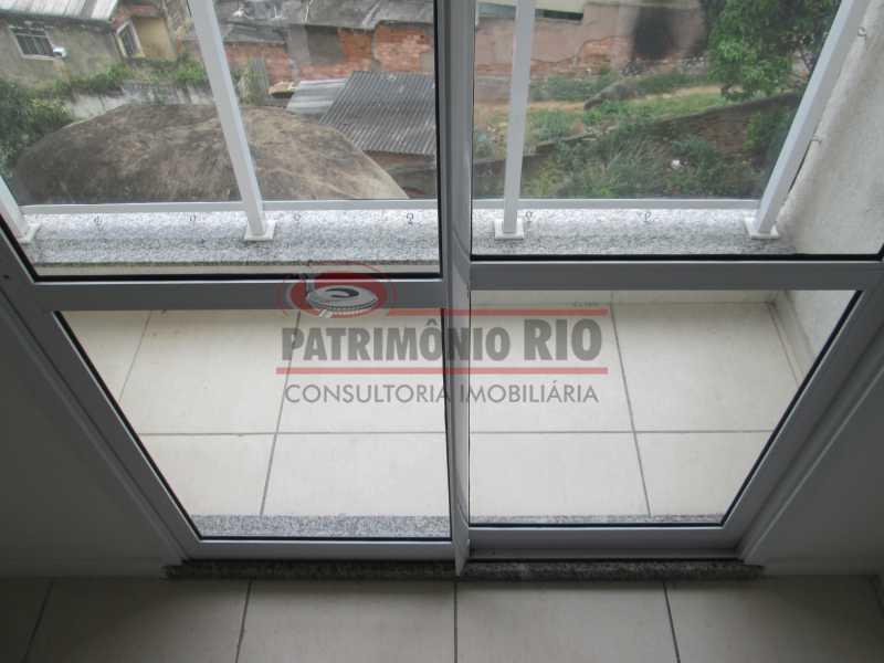 IMG_0211 - Dois quartos com varanda em Madureira. - PAAP22529 - 29