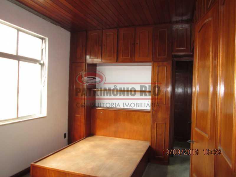 IMG_6989 - Espetacular casa duplex, condomínio fechado em Vista Alegre. - PACN30035 - 10