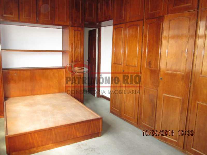 IMG_6990 - Espetacular casa duplex, condomínio fechado em Vista Alegre. - PACN30035 - 11