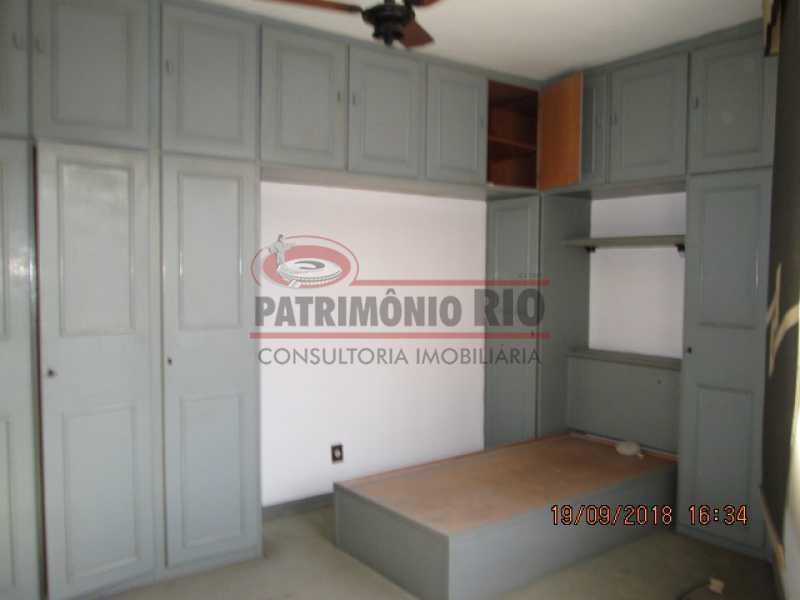 IMG_6997 - Espetacular casa duplex, condomínio fechado em Vista Alegre. - PACN30035 - 15