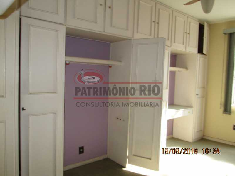 IMG_6998 - Espetacular casa duplex, condomínio fechado em Vista Alegre. - PACN30035 - 17