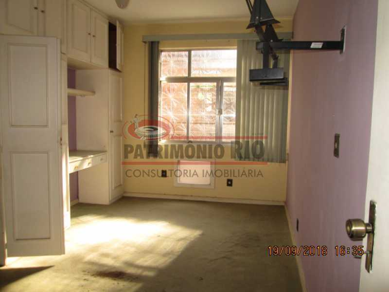 IMG_6999 - Espetacular casa duplex, condomínio fechado em Vista Alegre. - PACN30035 - 18