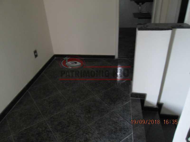 IMG_7000 - Espetacular casa duplex, condomínio fechado em Vista Alegre. - PACN30035 - 19