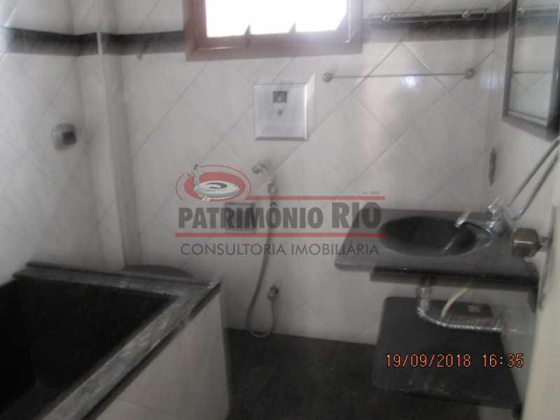 IMG_7001 - Espetacular casa duplex, condomínio fechado em Vista Alegre. - PACN30035 - 23