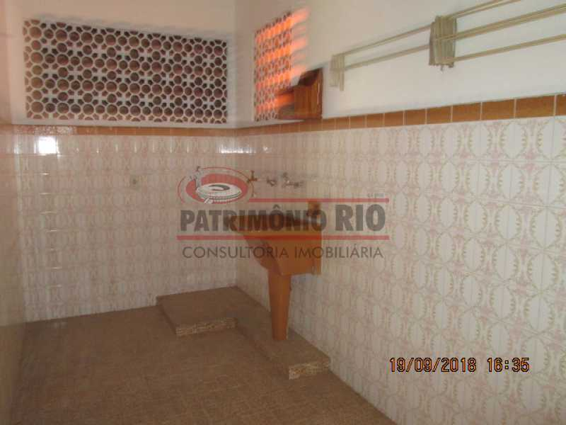 IMG_7002 - Espetacular casa duplex, condomínio fechado em Vista Alegre. - PACN30035 - 24
