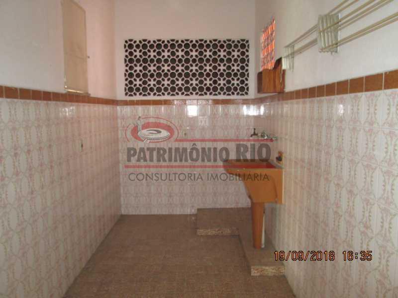 IMG_7003 - Espetacular casa duplex, condomínio fechado em Vista Alegre. - PACN30035 - 25
