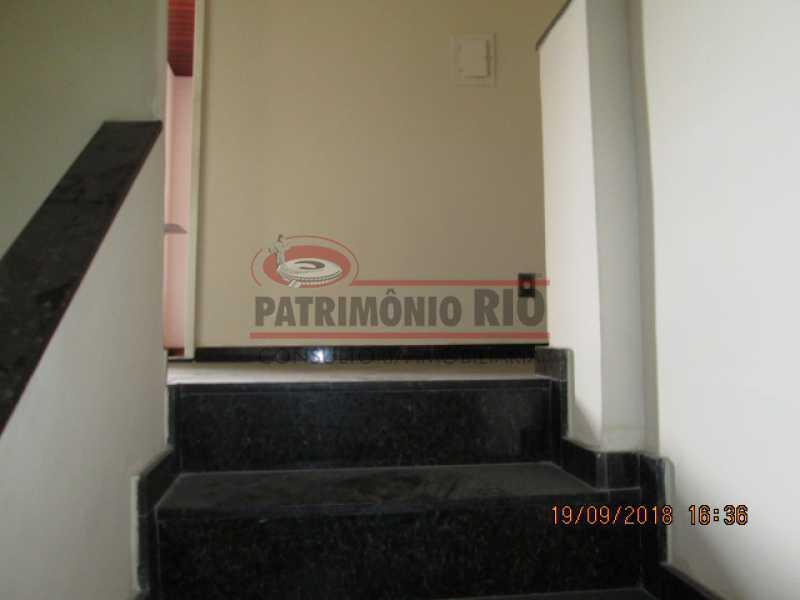 IMG_7005 - Espetacular casa duplex, condomínio fechado em Vista Alegre. - PACN30035 - 26