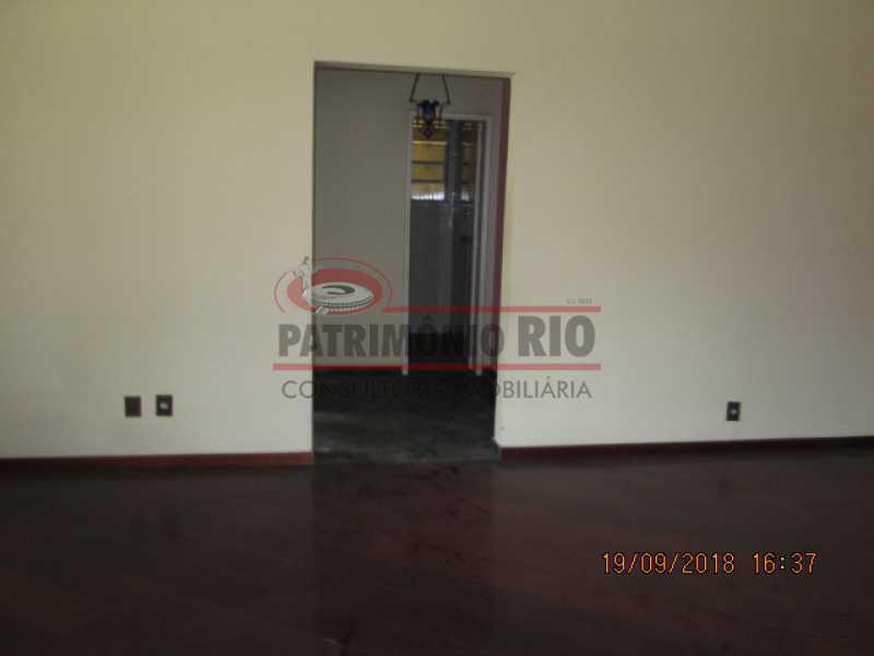 IMG_7009 - Espetacular casa duplex, condomínio fechado em Vista Alegre. - PACN30035 - 9