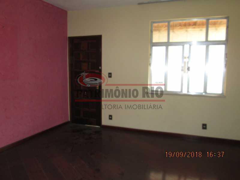 IMG_7010 - Espetacular casa duplex, condomínio fechado em Vista Alegre. - PACN30035 - 8