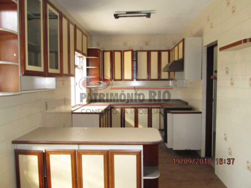 IMG_7011 - Espetacular casa duplex, condomínio fechado em Vista Alegre. - PACN30035 - 20